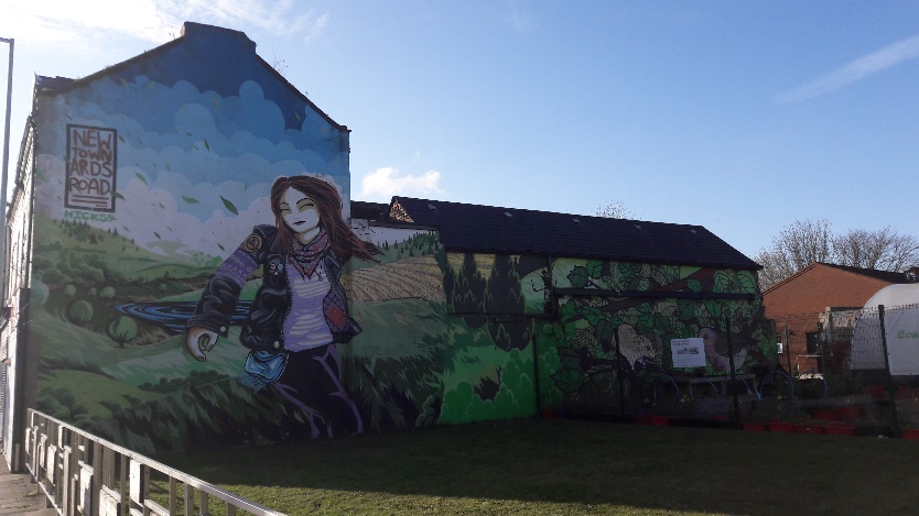 Escoles + Sostenibles viatja a Belfast