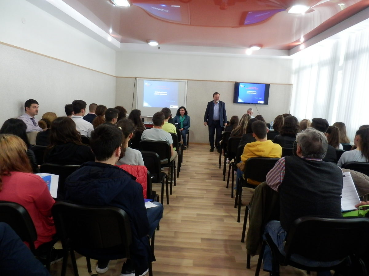 Chamber of commerce and industry – Dobrich with an international project for sustainable development